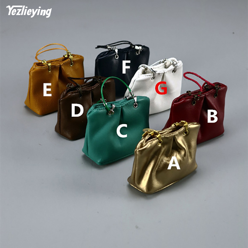 1 6 Scale Accessories CF 006 Fashion Female Women s Shoulder Bag OL Backpack Annex Action