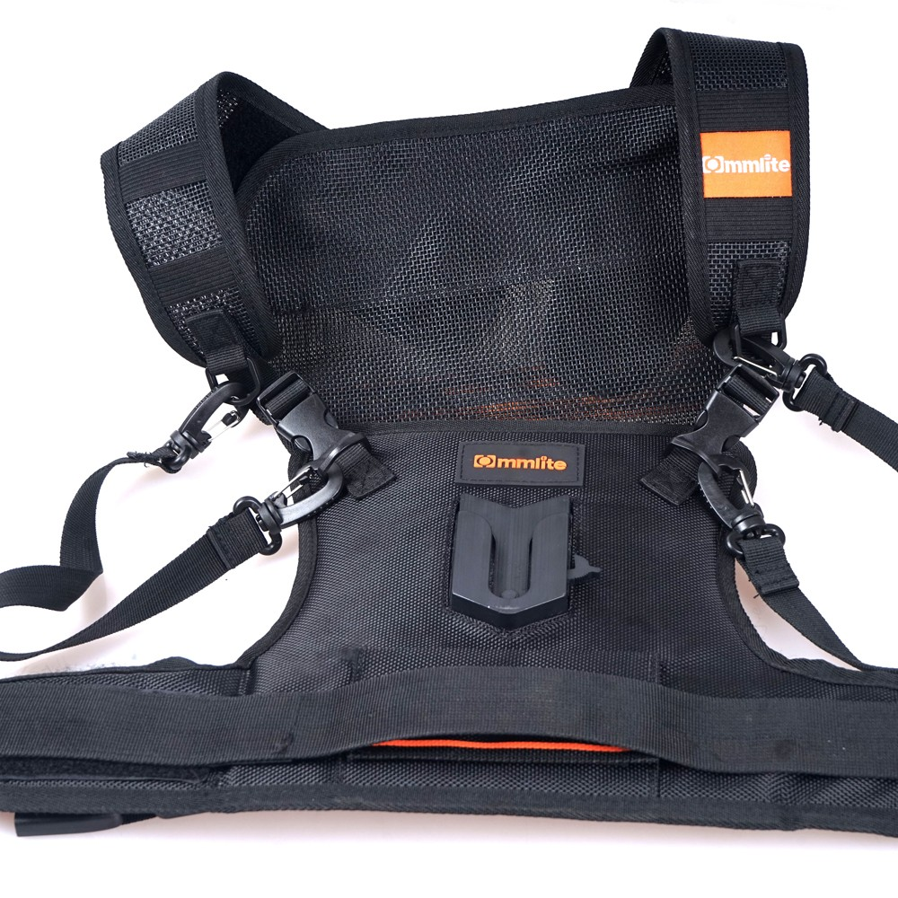 Commlite COMASTER CS-S20-H1 Multi Rain-proof Camera Carrying Vest Holster, Camera Strap