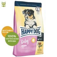 Happy Dog Supreme Baby Original корм для щенков всех пород, Птица, 1 кг.