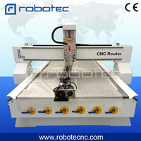 High Quality Hiwin Square Rails Cnc Wood Working Machine Heavy Duty 1325 3d Cnc Router