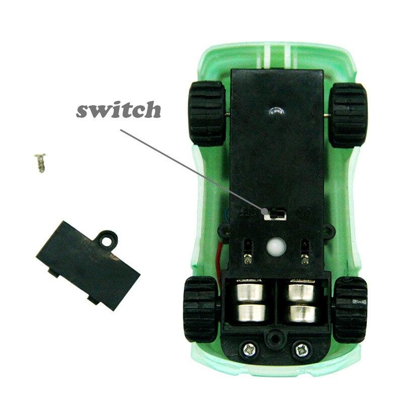 1 unids Pluma Mágica Camión Inductivo Mini Puzzle Siga Cualquier - Vehículos de juguete para niños - foto 6