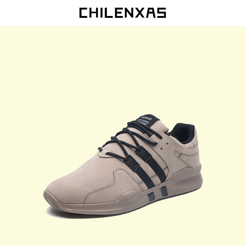 CHILENXAS 2017 Autumn Winter Leather Shoes Men Casual Outdoor Tooling Military Work Comfortable Breathable New Fashion Solid chilenxas 2017 new spring autumn soft leather breathable comfortable shoes flats men casual fashion solid slip on handmade