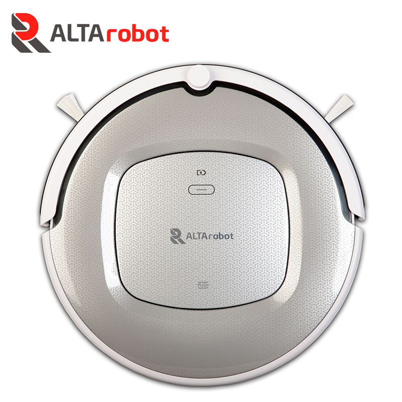 ALTArobot B250 Smart Robot Vacuum Cleaner for Home Dry Wet Mop Auto Charge Cleaning Robotic Cleaner ROBOT cleanmate qq6 robot vacuum cleaner black