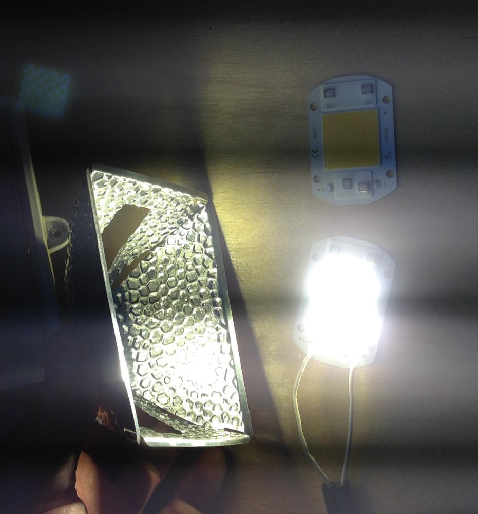Motion Sensor LED Flood Light 10W 30W 50W 220V Floodlights searching Lamp IP65 Reflector foco led exterior Outdoor Spot Light