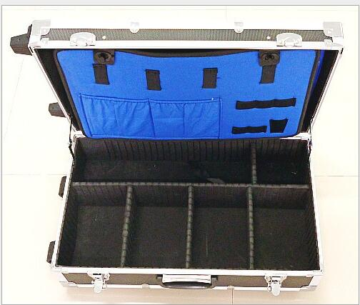 9999--Medical integrated pull rod first-aid box, professional ambulance, portable medical first-aid kit