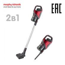 Morphy Richards 734005 мощный и легкий ручной беспроводной портативный пылесос 2 в 1 с циклонным фильтром