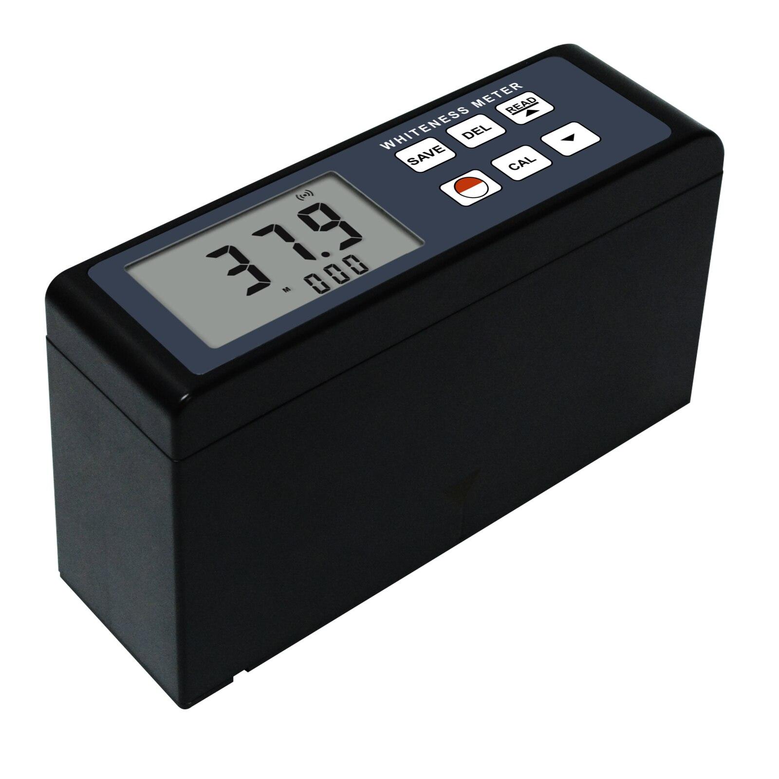 Whiteness Meter Leucometer 0 120 White Color Degree Tester for Paint Paper Powder Salt Flour Handheld