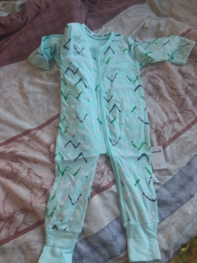 Baby Girl's Soft Jumpsuit photo review