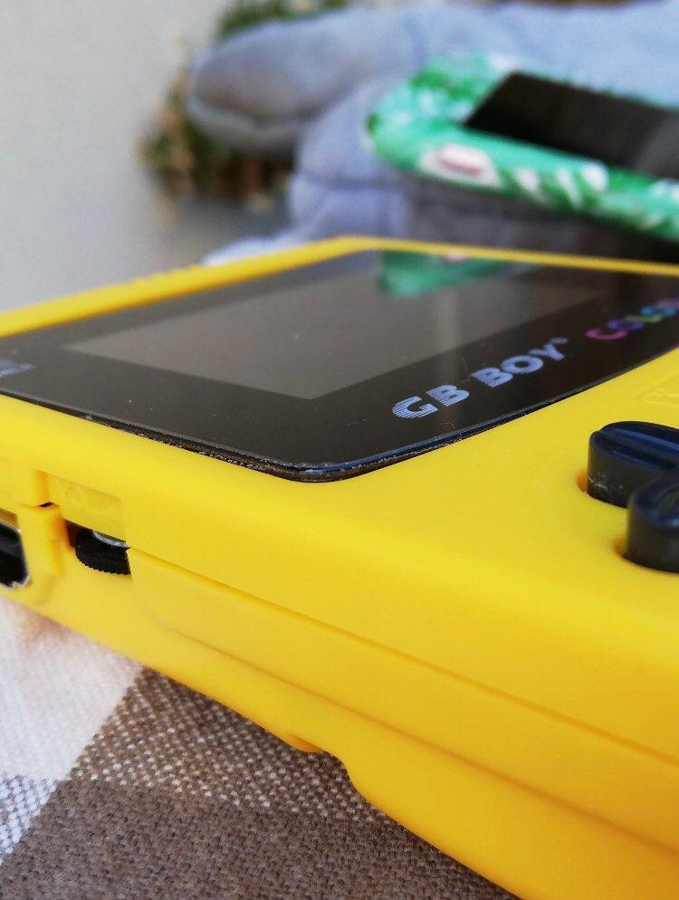 Players de jogos portáteis Menino Handheld Player