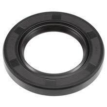 TC 19mm x 35mm x 7mm uxcell Oil Seal Nitrile Rubber Cover Double Lip