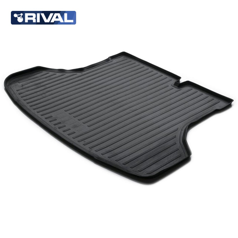 For Nissan Sentra 2014-2019 SEDAN trunk mat Rival 14105002 for datsun mido 2014 2019 trunk mat rival 18701002