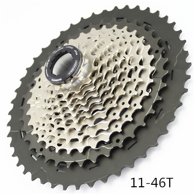 Shimano CS M8000 XT 11S Speeds 11-42T 11-46T MTB Bicycle Bike Cassette FreewheelShimano CS M8000 XT 11S Speeds 11-42T 11-46T MTB Bicycle Bike Cassette Freewheel