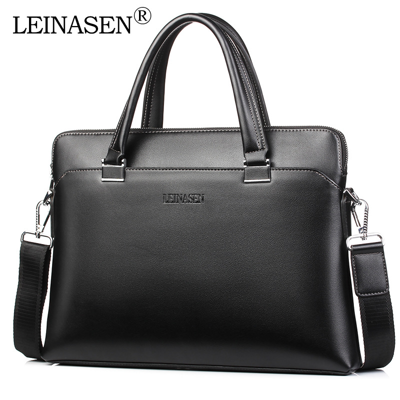 2017 Men Casual Briefcase Business Shoulder pu Leather Bag Men Messenger Bags Computer Laptop Handbag Bag Men's Travel Bags neweekend men casual briefcase business shoulder bag leather messenger bags computer laptop handbag bag men s travel bags 2951