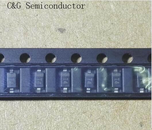 DealMux a14072500ux0345 LL4148 1N4148 1206 SMD SMD segnale a diodi a commutazione rapida 300 pezzi