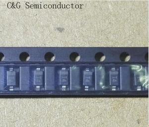 500pcs 1206 1N4148W T4 1N4148 IN4148 SOD-123 Switching Diode SOD123