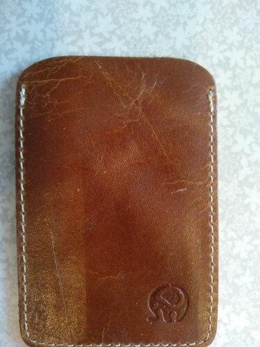 Slim Credit ID Card Holder Case Bag business card holder bus car bag for men women wallet for credit cards photo review