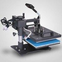 Promo DIY impresora 5in1 6in1 8in1 DIGITAL máquina multifunción de prensa de calor