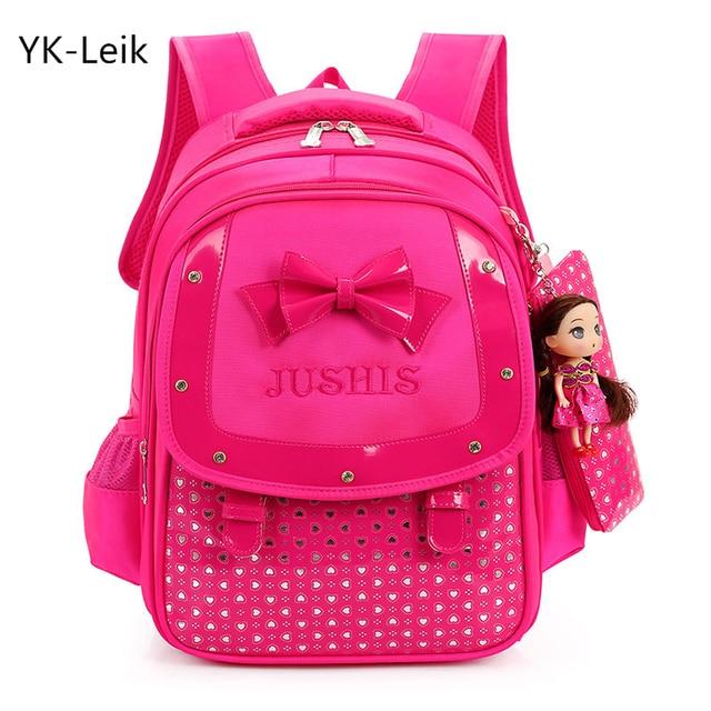 Aliexpress.com : Buy YK Leik Cute Backpacks FOR Girls Children ...