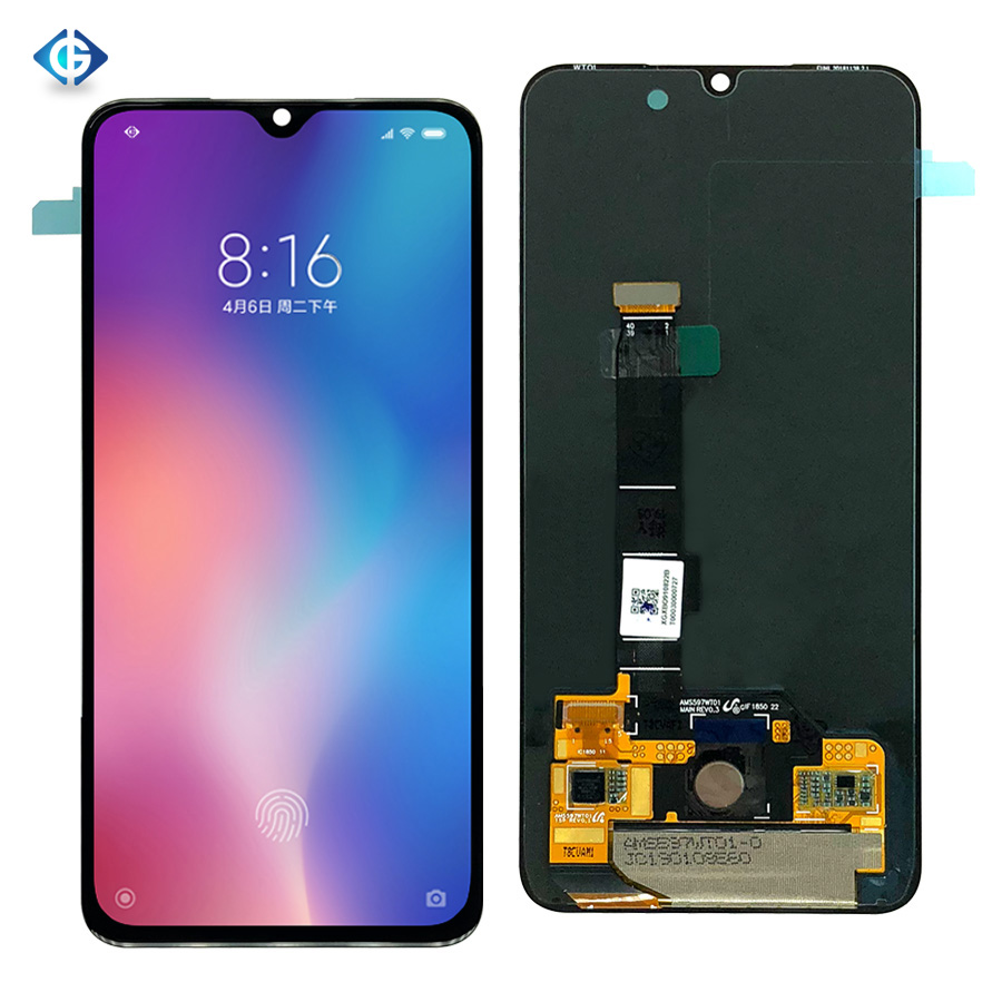 Digitizer-Assembly Mi9 Se Xiaomi Mi Lcd-Screen-Display for 20pcs Complete DHL