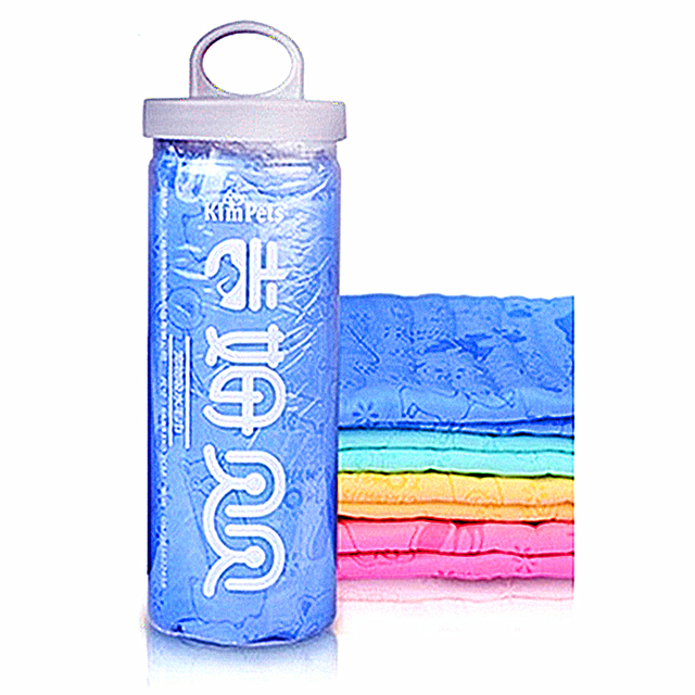 Portable Ultrafast Special Absorbent Towel Suede Pet Dog Towel Absorbent Towel  Clean And Strong Large Towels With Pail
