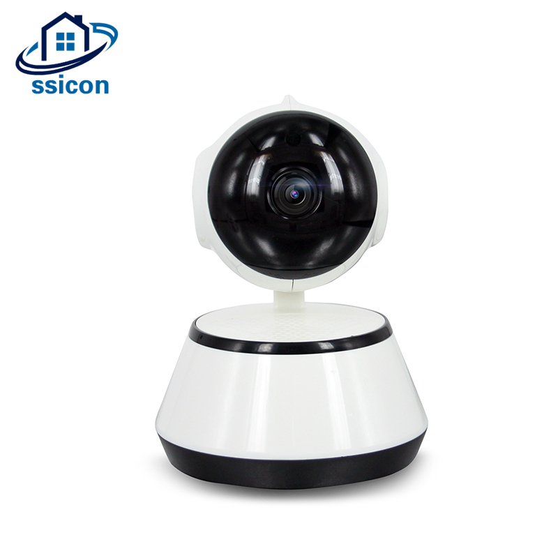 SSICON 960P 720P CCTV Camera HD IP Camera WI-FI Wireless Home Security Camera Plug And Play PTZ P2P Night Version Indoor Camera elitepb 1 3mp 960p hd wireless ip camera wi fi indoor outdoor home security camera waterproof day and night