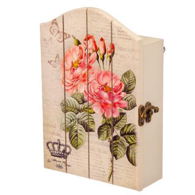 Le HOUSEKEEPER22, 5x16x5,2 est une boîte de coffre de stockage boîte à clés sacs bijoux en métal livraison gratuite remise de haute qualité maison 510-022