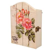 The HOUSEKEEPER22,5x16x5,2 is a chest box storage key box bags jewelry metal free shipping discount high quality house 510 022