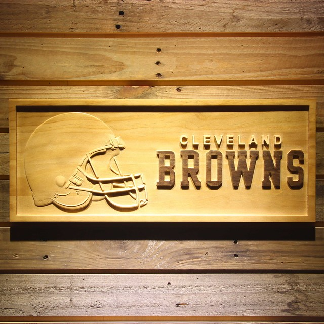 Attractive Cleveland Browns Wall Decor Image Collection - Wall Art ...