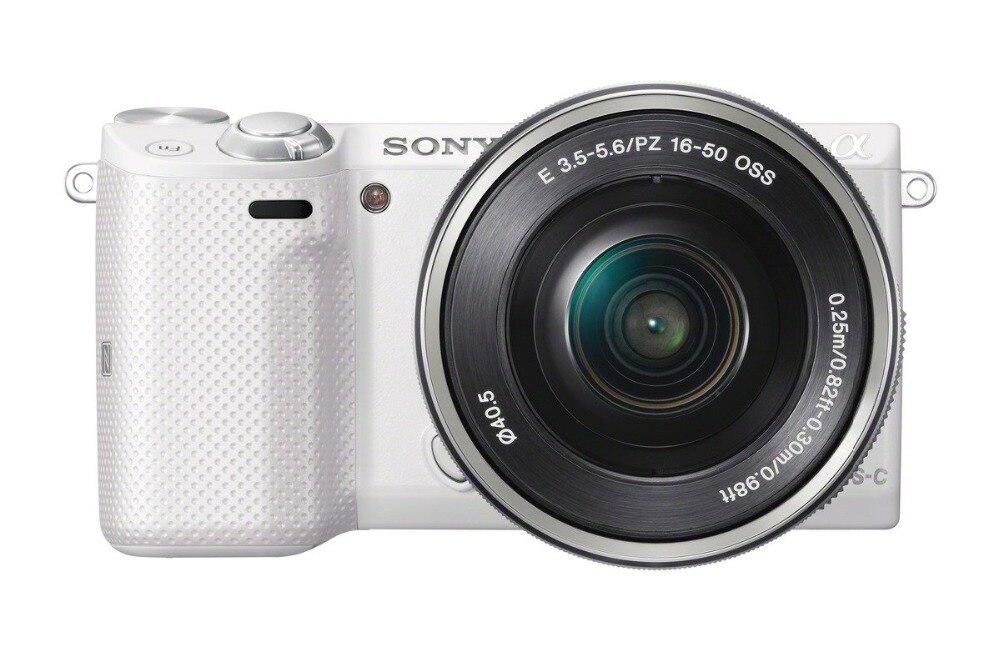 Used,Sony NEX-5TL Mirrorless Digital Camera with 16-50mm Power Zoom Lens