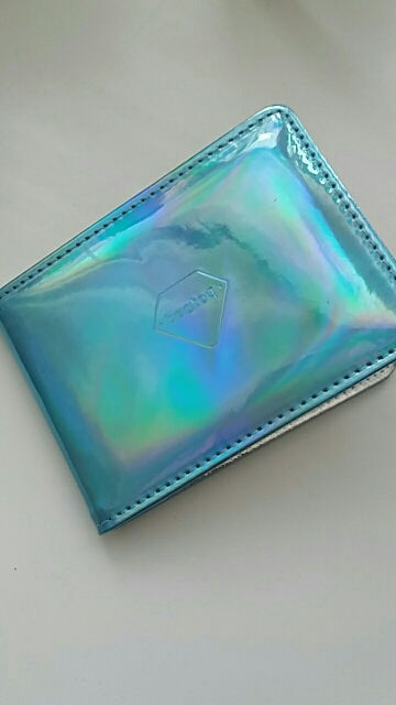 Bentoy merk vrouwen hologram tas lederen clutch portemonnee vrouwelijke bestuurderskaart cover creditcard visitekaartje houder organisator photo review