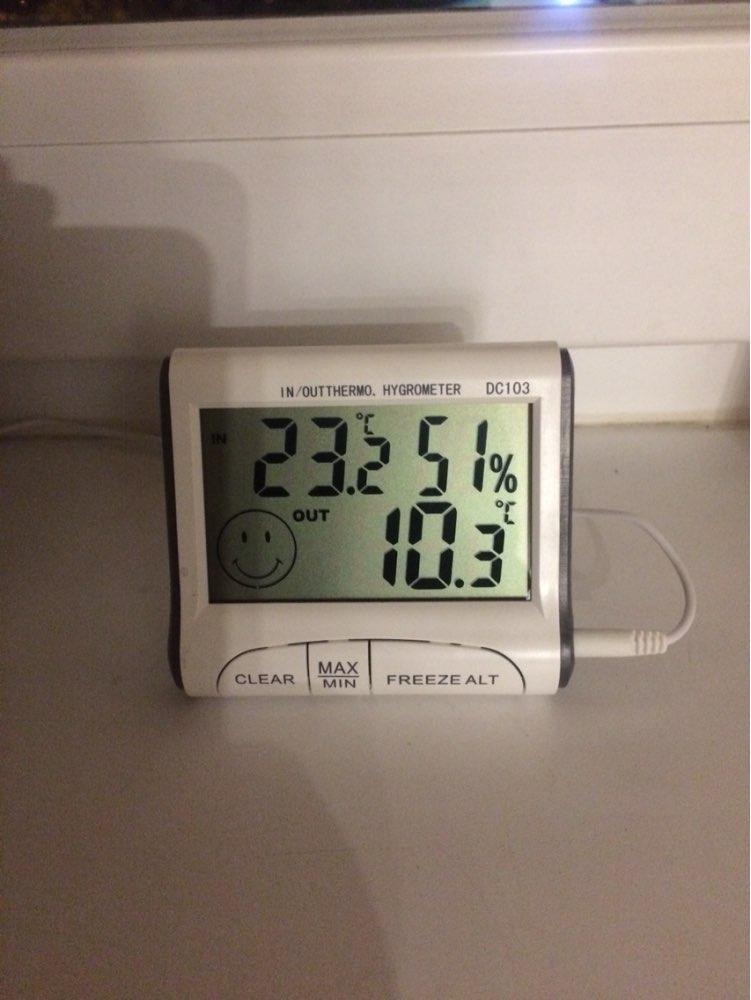 инструкция на термометр dc103