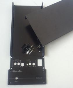 Image 3 - BZ1506H すべてアルミ DAC デコーダシャーシミニ USB エンクロージャオーディオ DAC ケース Diy のボックス 155 ミリメートル * 60 ミリメートル * 241 ミリメートル