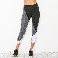 Yoga Pant Tights Patchwork Sportswear