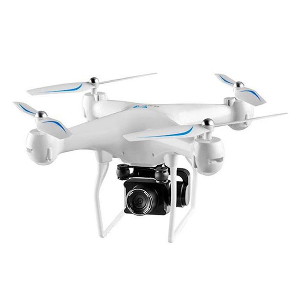 Drone 4 K S32T caméra rotative WIFI caméra de contrôle électronique une touche d'atterrissage Mode sans tête vitesse réglable Multicopter Air