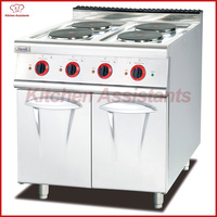 EH887C Electric Range With 4 Hot Plate With Cabinet