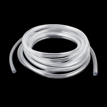 Uxcell 18Ft 10Mm Inner Dia Clear Plastic Pvc Hose Pipe Tube For Tank Air Pump