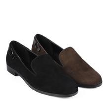 Женская обувь на плоской подошве; лоферы; AVILA RC623_AG010006-21-1; женская обувь из искусственной замши