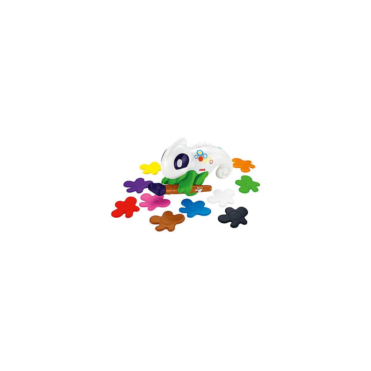 Animaux de compagnie électroniques fisher-price 5378271 Tamagochi Robot jouets interactif chien animaux enfants MTpromo
