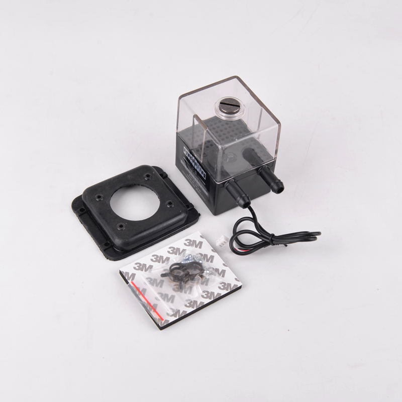 Syscooling  SC-300T water cooling pump DC 12V brushless liquid cooling pump 300L H 4W small 3 pin  water cooling pump