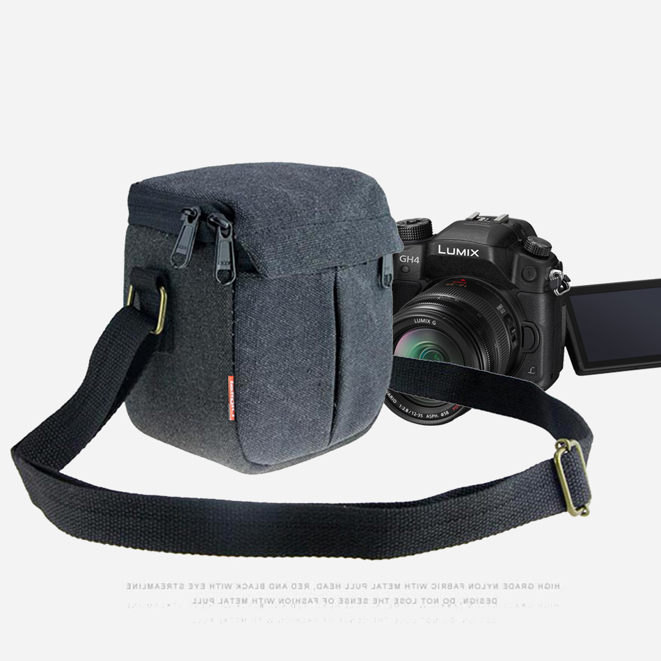 Camera Bag Case for Panasonic LUMIX DMC GF9 GF8 GF5 GF7 GF6 LX100 LX7 GM1 GF3 GX7 LX10 ZS60 ZS50 ZS40 ZS110 TZ100 TS30 SZ10 Bags