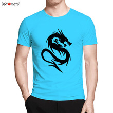 Hot sale Chinese Dragon 3D shirt super cool casual anime t shirt short sleeve o-neck top anime cool personality shirt boss