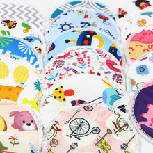 Breast feeding pillow Bamboo Nursing Pads Pads On the Chest Reusable Breast Pads Breastfeeding Breast Pads On Lactation(China)