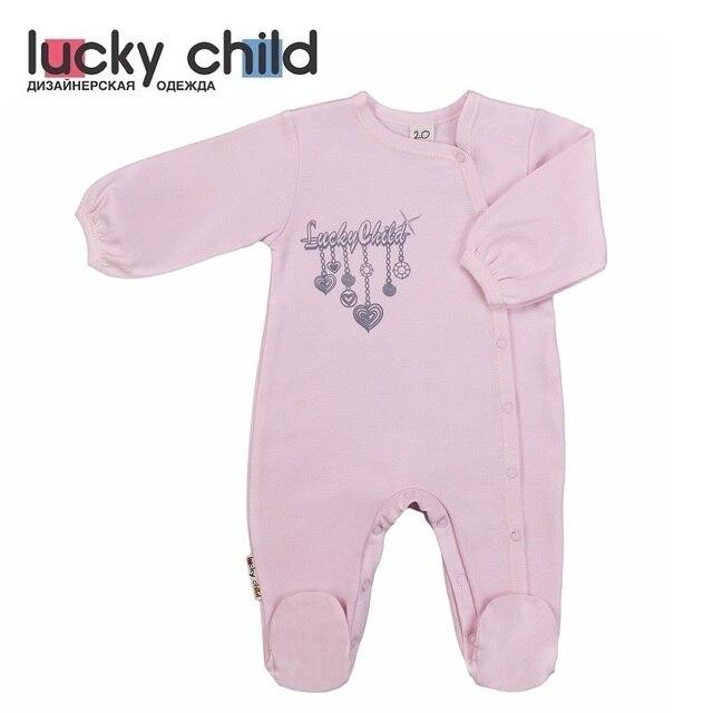 Комбинезон Lucky Child для девочек (Леди) [сделано в России, доставка от 2-х дней]