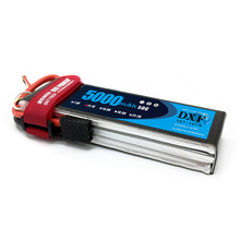 DXF RC Lipo 3s 11 1V Battery 5000mAh 50C MAX 100C RC Bateria For RC Helicopters