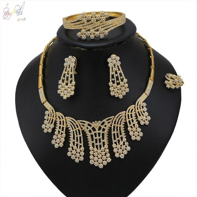 Yulaili Women Delicate Gold...
