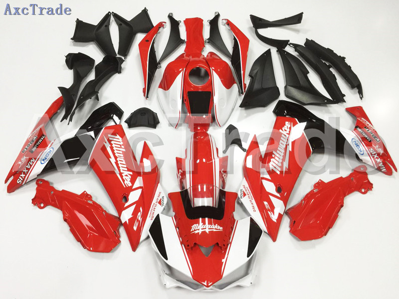Motorcycle Fairings For Yamaha YZF R25 R3 YZFR3 YZFR25 2015 2016 15 16 Injection Molding ABS Plastic Fairing Kit Bodywork A132 480pcs assorted insulated terminals 13 kinds crimp electrical wire cable connector kit butt spade ring fork set male female
