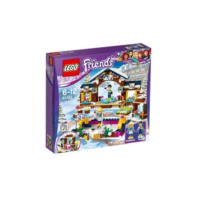 Конструктор LEGO FRIENDS Горнолыжный курорт: каток 41322-L