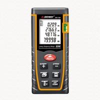 SNDWAY Laser Roulette 80M Laser Rangefinder for Hunting Laser Distance Meter Electronic Measuring Tape