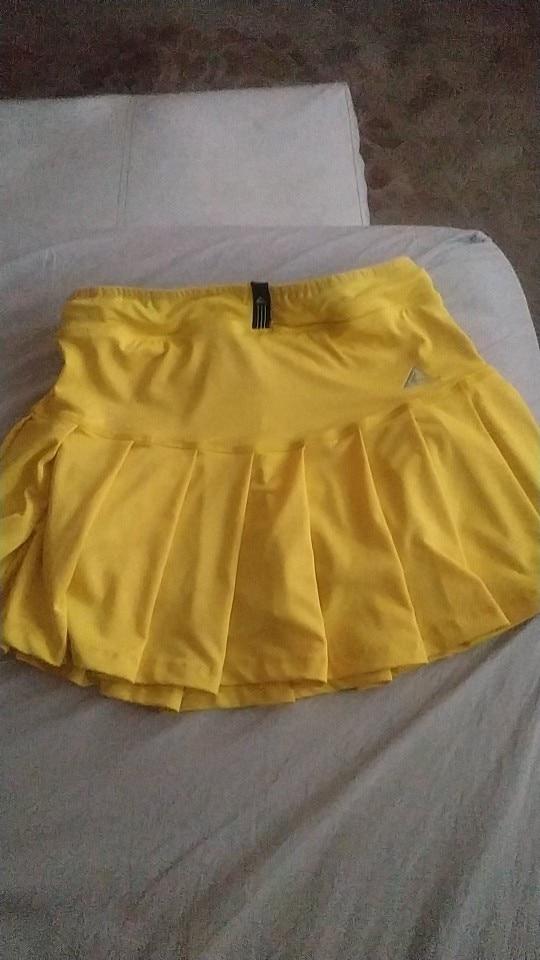 Shorts-saias de tênis Mulheres Esporte Badminton