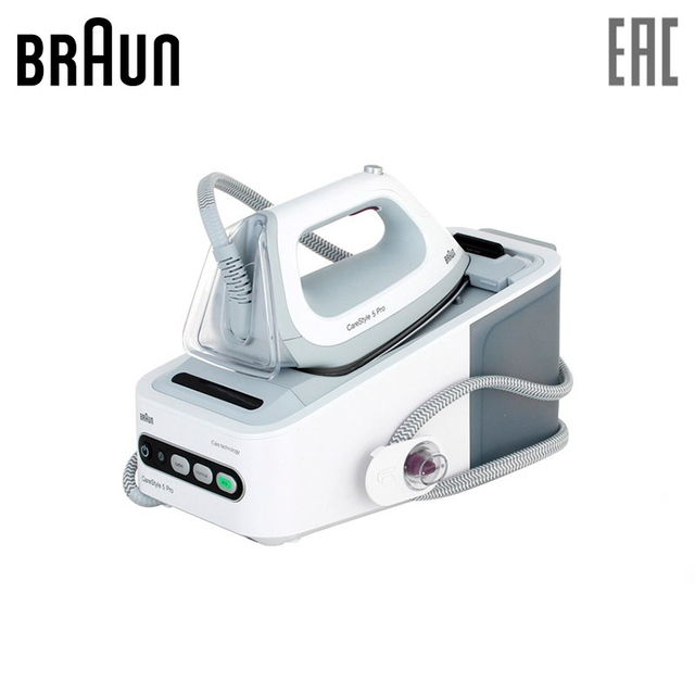 Утюг с парогенератором Braun IS5055WH